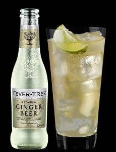 Fever Tree's Ginger Beer