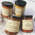 Chutneys and sauces from Shamrock Gardens
