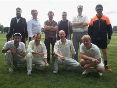 10th Anniversary Cricket Match 1