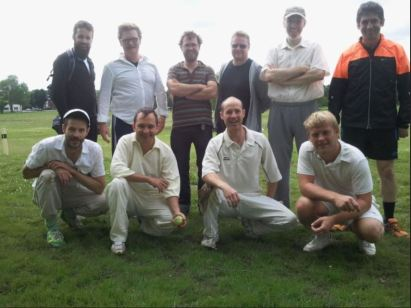 10th Anniversary Cricket Match 2