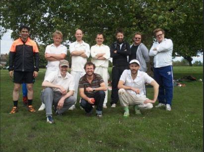 10th Anniversary Cricket Match 3