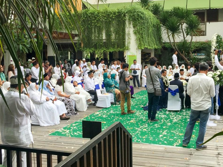 Muslim Wedding Blessing