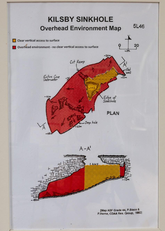 Sinkhole Map