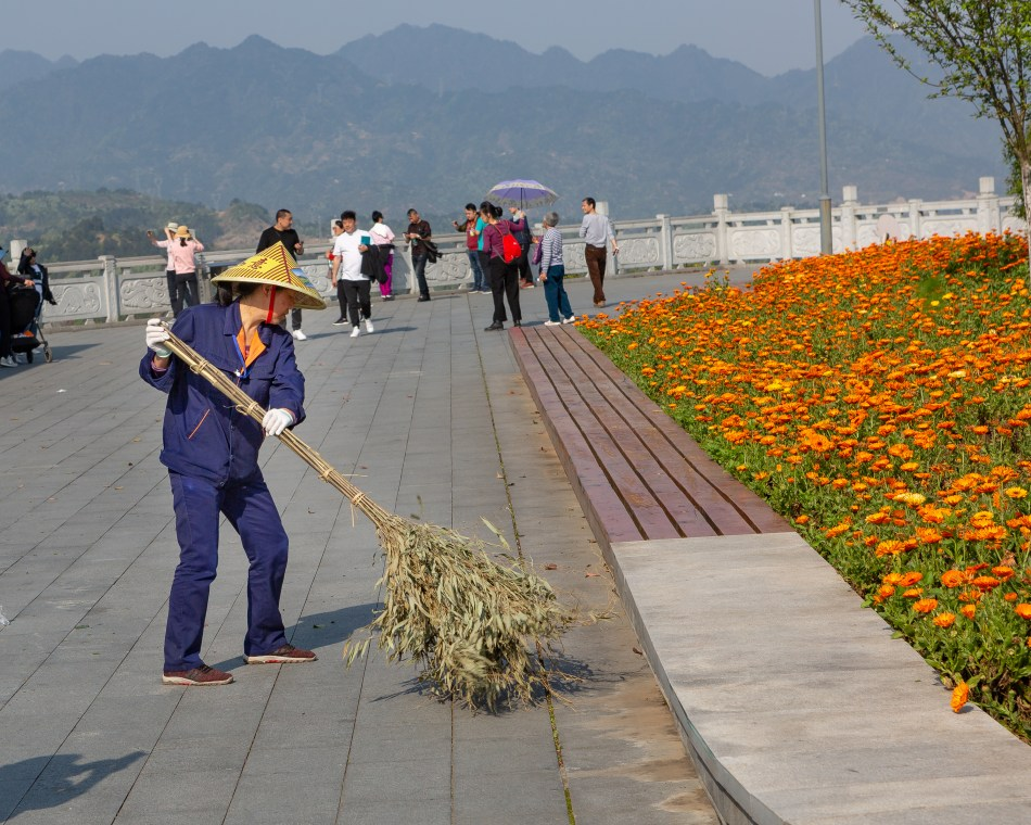 Keeping the Three Gorges Clean