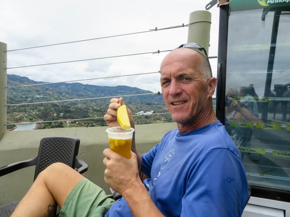 Cerveza Michelada con Mango