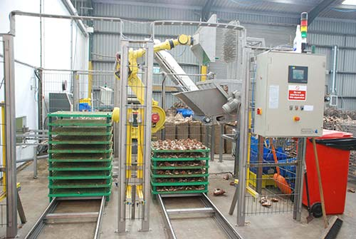 Robots take the load for fish processor - PECM