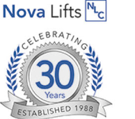 Nova Lift Company Ltd are pleased to announce that we are the sole