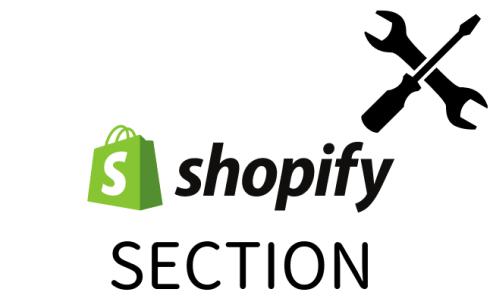 【shopify】セクションを追加するためのLiquidの書き方