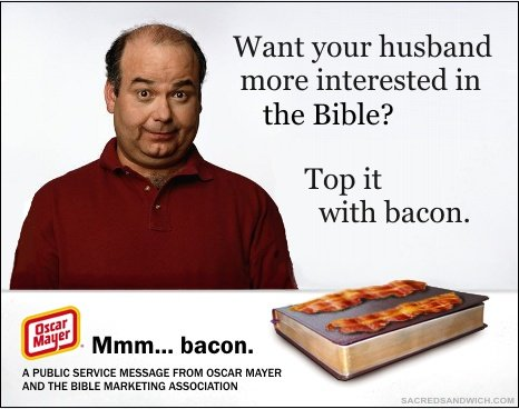 Is it the duty of pastors to make God and His Holy Word more palatable to the masses?  This satirical ad demostrates the inanity of the concept.