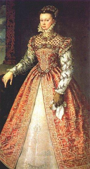 1560s - Isabel Valois