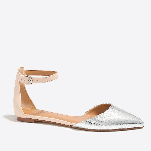 Why Pointed Flats