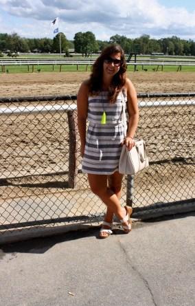 Saratoga Track