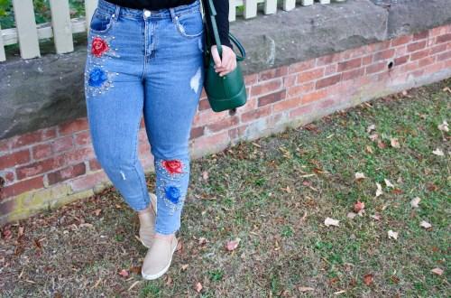 Studded Pants