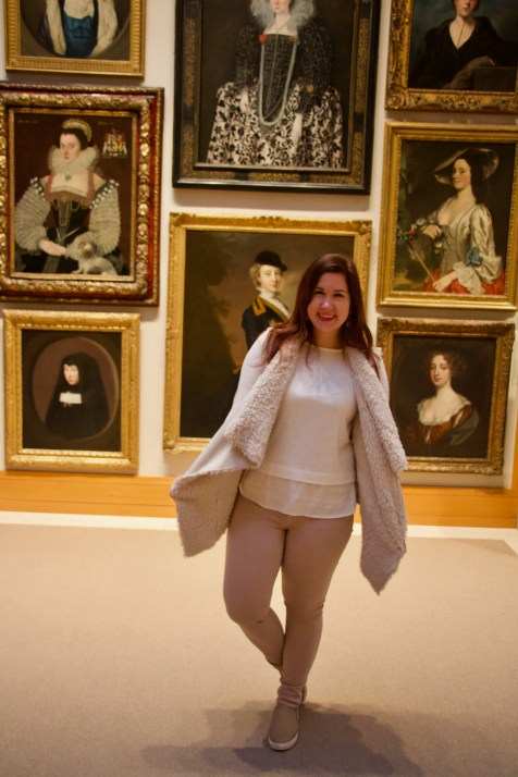 Yale Art Museum Outfit