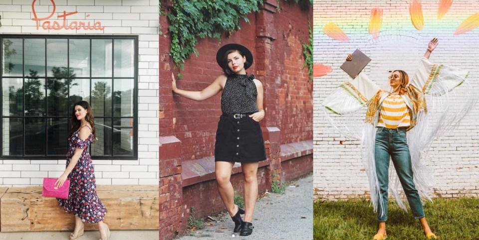 Thrifting Bloggers