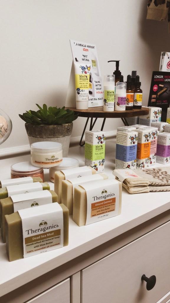 Spray Tan: Bronze Effects