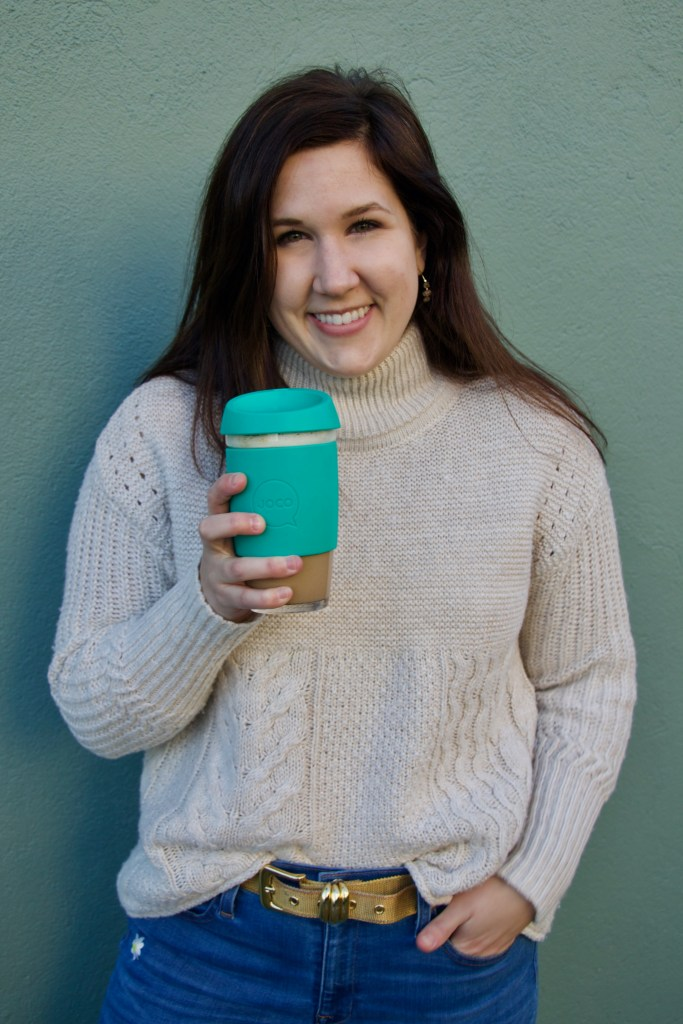 My Goal for March: Using a Reusable Cup