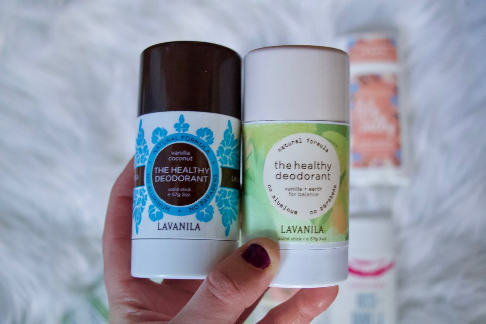 Natural Deodorant​ - I Found One That Works