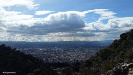Bogotá desde el risco