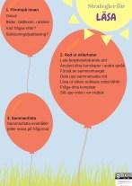 Strategier för läsa - franska