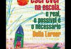Délia Lerner - Ler e Escrever na Escola
