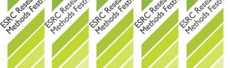 EVENT: 7th ESRC Research Methods Festival