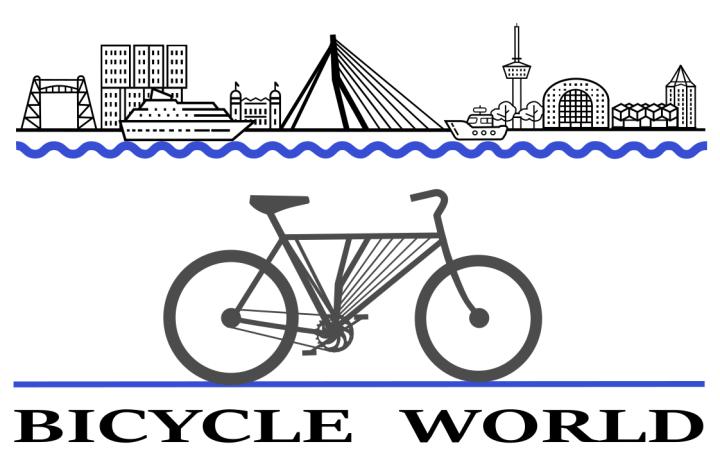3 Logo Bicycle world