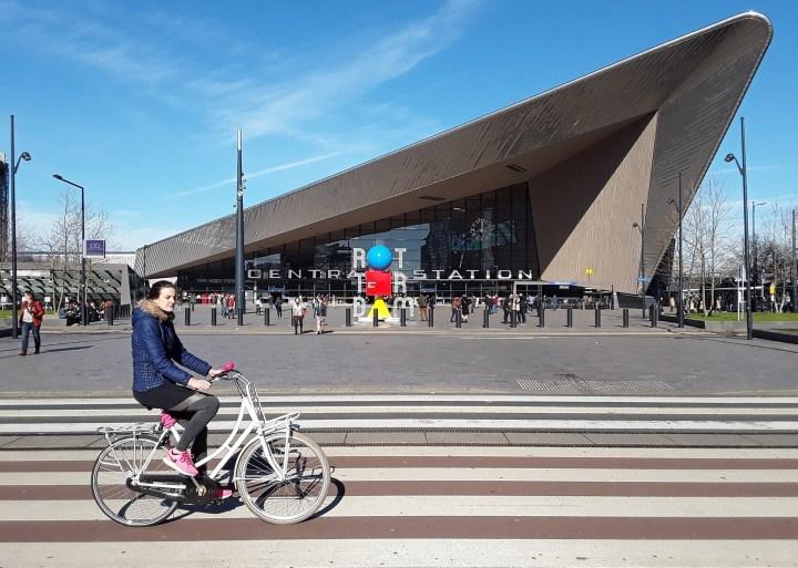 6 Central Station Rotterdam