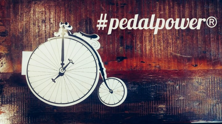 PEDAL POWER CAFE LAUNCH