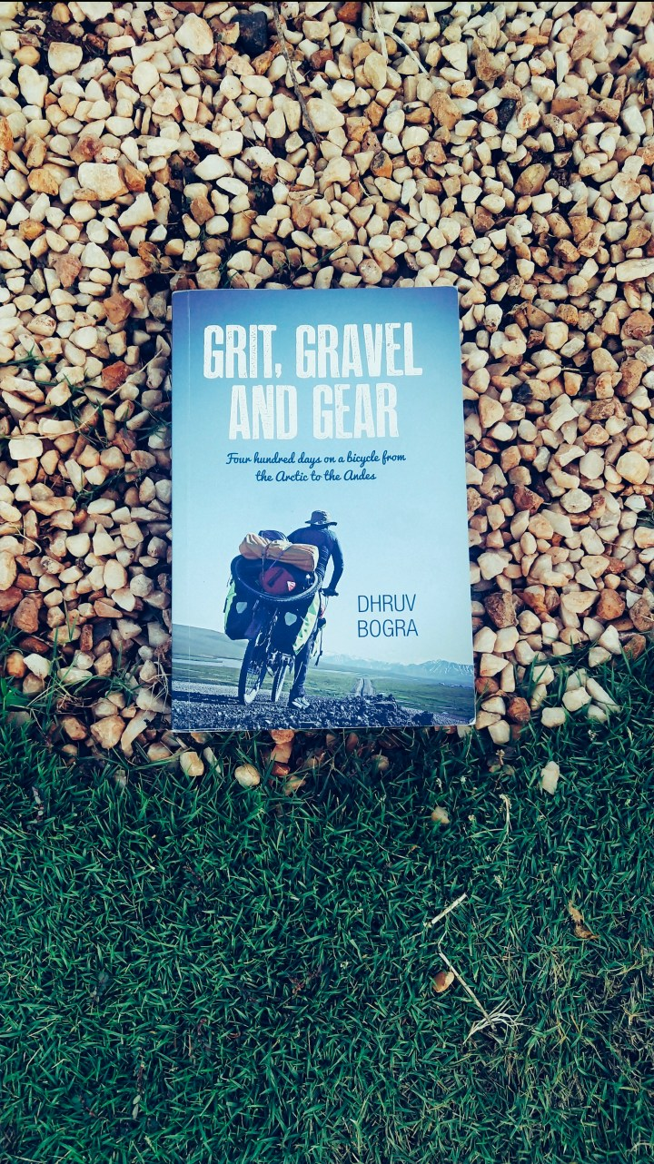 GRIT, GRAVEL AND GEAR – A BOOK REVIEW
