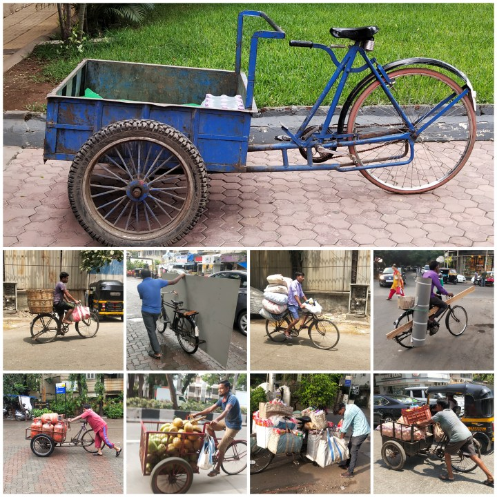POTENTIAL OF E-CARGO BIKES IN INDIA