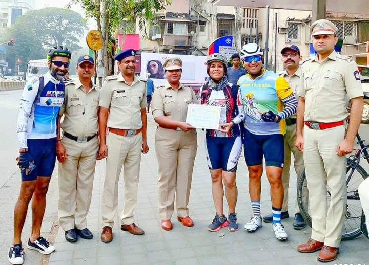 ROAD SAFETY AWARENESS CYCLE RALLY – 2020