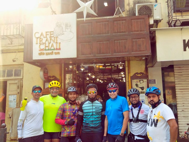 CYCLE TO CAFE IRANI CHAII AND GET 10% DISCOUNT