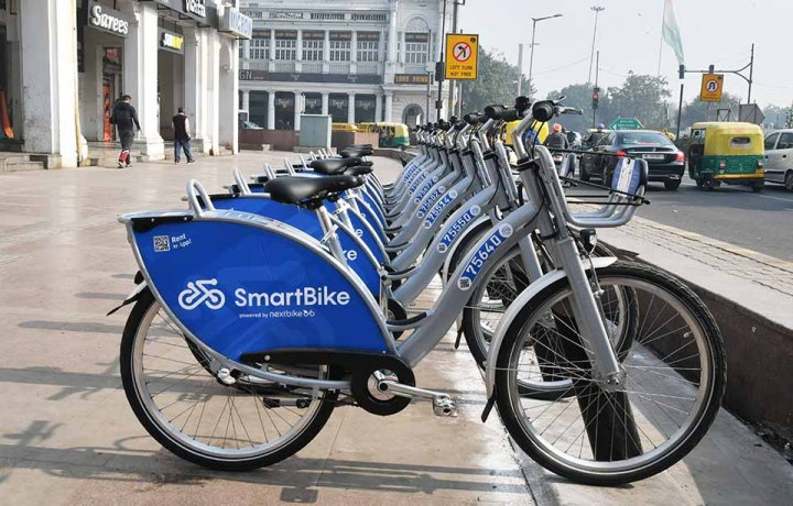 PUBLIC BIKE SHARE COMPANIES IN INDIA APPLY EMERGENCY BREAKS