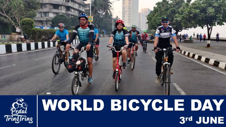 ACTIVITIES YOU CAN DO ON WORLD BICYCLE DAY