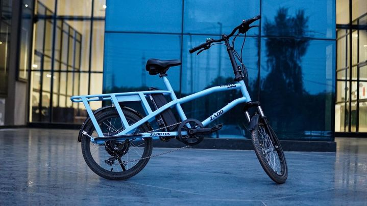 ZADD AUTOMOTIVE: INDIA'S FIRST ELECTRIC UTILITY BIKE