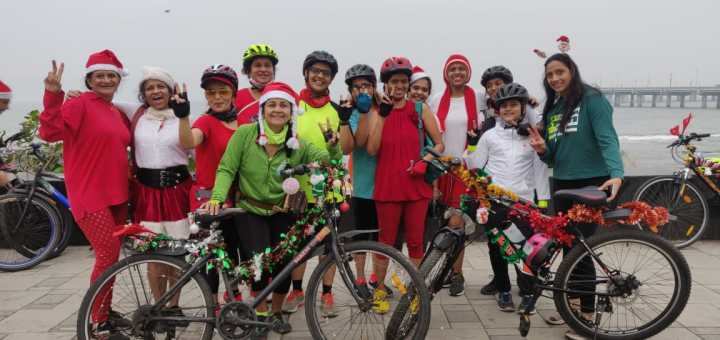 CHRISTMAS CYCLE RIDE – 2020 ONE