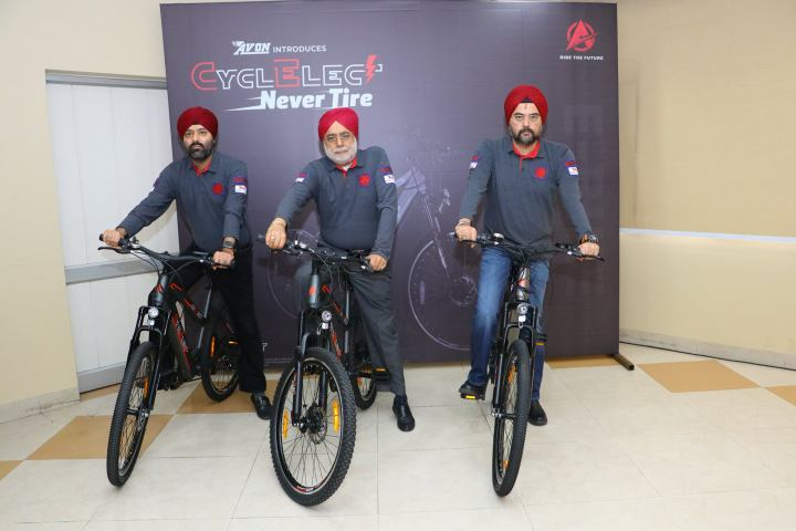 AVON CYCLES ENTERS THE E-BIKE SEGMENT WITH 'CYCLELEC'