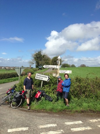 Which way to the Quantocks, tour 3