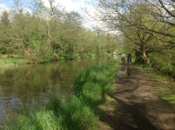 The River Wey, tour 3