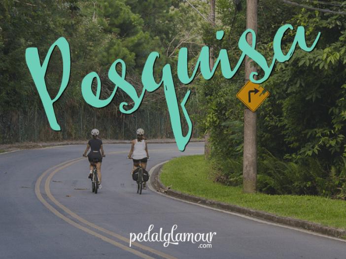 Pesquisa Pedal Glamour