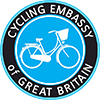 Cycling Embassy of Great Britain logo