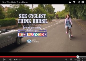 Nice Way Code - See Cyclist, Think Horse - video screenshot 84T2i5PCMxw