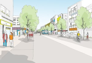 A glimse of the vision for Basingstoke of the future. Excited?