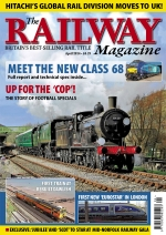 2014-04 Railway Magazine - Heritage Motorways - cover
