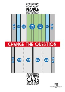 Copenhagenize - new question for 21st century cities