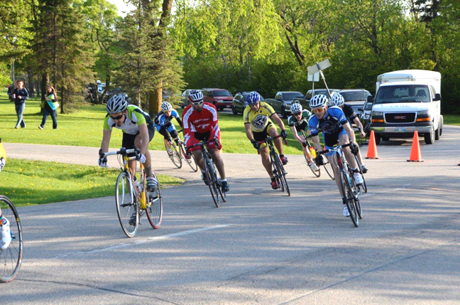 """Manitoba Cycling Association Introduces """"Training Crit Races"""