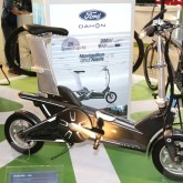 Dahon and Ford go electric and folding [P] Chris Redden