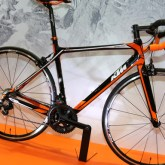 KTM road bike Velator with new 105 under 8kg [P] Chris Redden