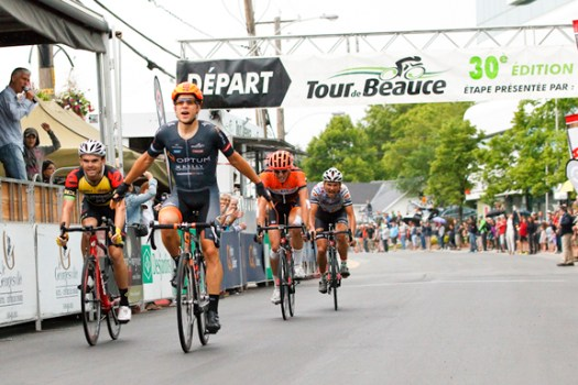 Boivin wins Stage 3b at Beauce [P] Pasquale Stalteri